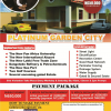 100 plots of land for sale
