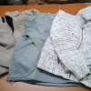 Used Clothes JACKETS, COATS, RAINPROOF JACKETS 0.65EUR / 1KG