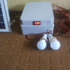 Solar generator kit for your television,laptop DC and AC appliance
