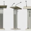 Wireless Lectern P A system/ Podium 540R