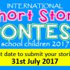 Kids World Fun Organizes International Short Story Contest 2017 for School Children