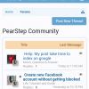 Pearstep Community