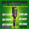 record two music and get one free or record four and get a free video shoot with REAL MONEY STUDIO