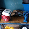 COMPLETE SET OF GRINDING MACHINE FOR SALE