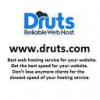 DRUTS RELIABLE WEB HOST