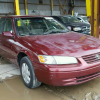 red 2003 tokunbo camry