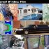 Anti-blast Shatterproof Safety Glass Film