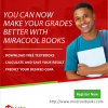 free textbooks and materials on the go and project grades from an expected GPA.