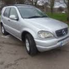 MERCEDES ML 7 PLACES ET INTERIEUR CUIR (11500 DOLLARS)