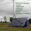 Container Énergétique Sytème de production eau potable