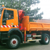 camion benne iveco 4×4
