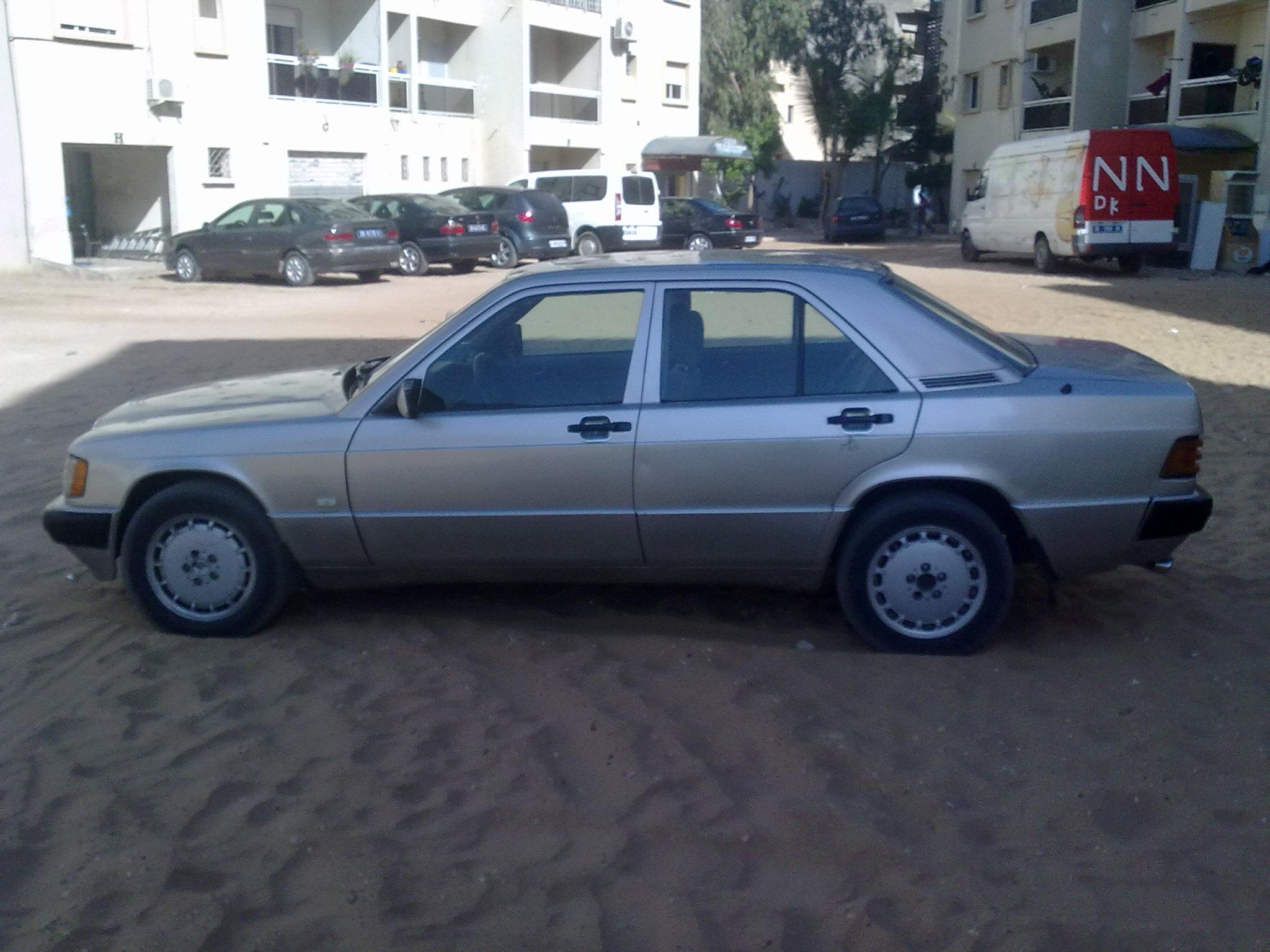 voiture mercedes 190 di sel climatis a vendre petites
