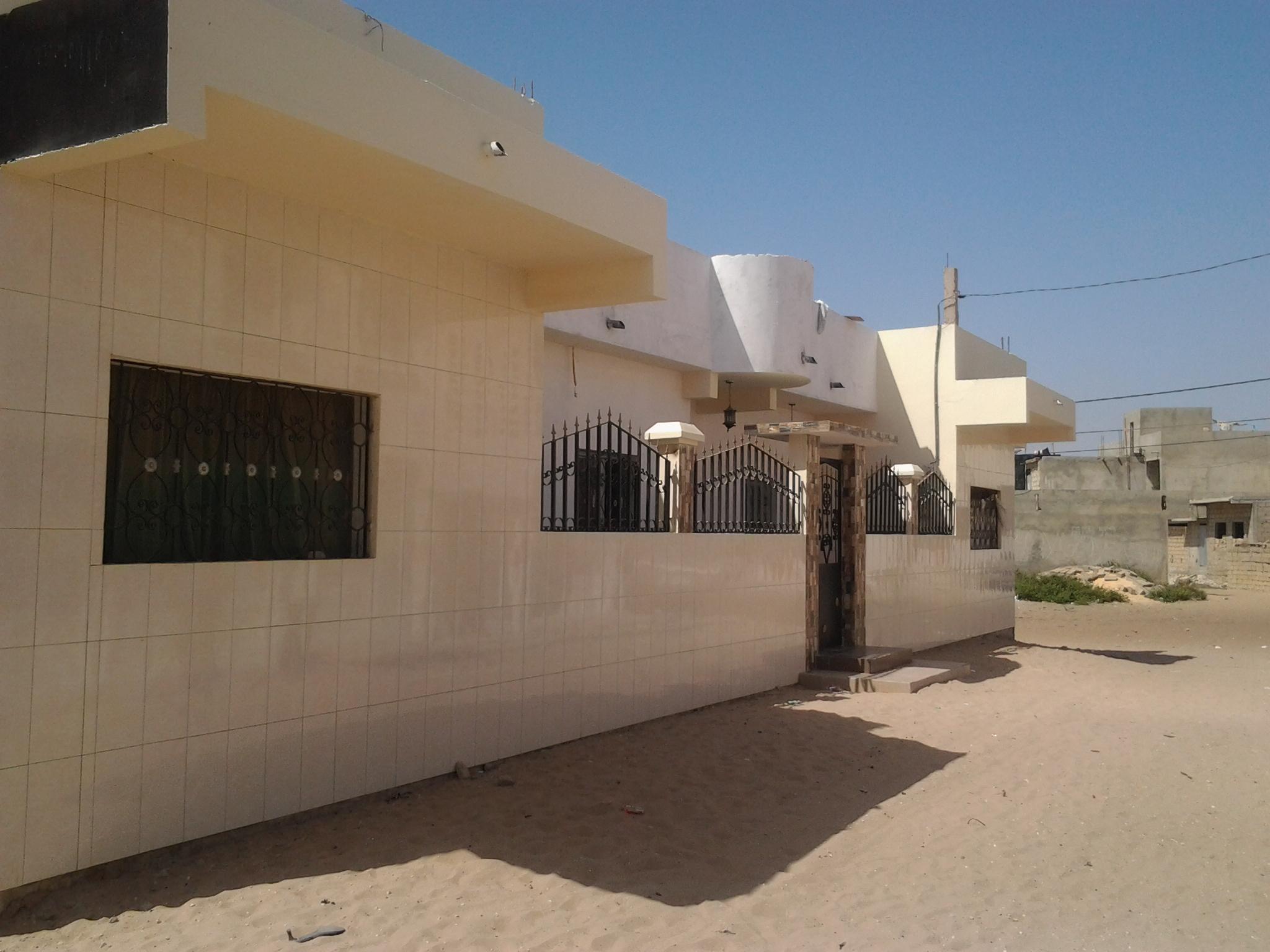 Vente d une villa keur massar petites annonces for Achat maison senegal