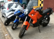 Motos – Triumph – KTM – Yamaha – Scooters