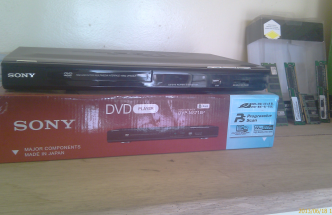dvd lecteur sony