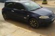 renault mégane 2 bleue diesel 2 portes