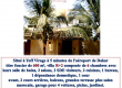 Virage Villa de 600m² R+2 A 250Million