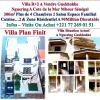 Nguekhokhe Villa de R+2 A Finir A Vendre 90Million