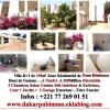 Fann Residence Villa de 199m² A 200Million
