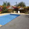 villa à l'année à la SOMONE piscine 6 personnes ( calme )