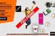 Promo package 100 plaquettes;200 carte de visite;1 kakemono;10t-shirts