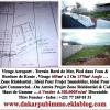 Virage Aeropotr Terrain 1370m² Commercial A 270.000Frs/m²