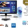 Serveur IPTV et cccam full professionnel et stable