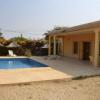 La somone villa, 3 chambres , 2 SDB , piscine , TB située .