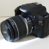 Canon EOS 550D With 18-55mm Lens Kit