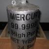 silver liquid mercury 99.9%
