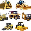 Vocational Training Ground For Heavy Machinery