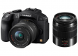 Panasonic Lumix DMC-G6X-K Black 16.0MP w/ Motorized Zoom Lens 14-42mm F3.5-5.6