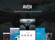 Aven – Feature Packed Multi Use Theme