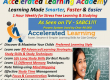 #Accelerated learning#