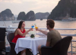 Sweet Honeymoon Halong Bay Package – 2 Days/1 Nite.