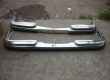 Mercedes benz w108 stainless steel bumper
