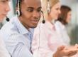 call centre client service agents