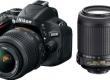 NIKON D5100 +18-55mm VR+ 55-300mmVR kit
