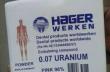 HAGER WERKEN EMBALMING POWDER IN PINK/WHITE +27670594531