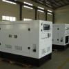 Perkins Diesel Generator 10kVA Single phase Silent type.