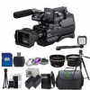 SONY HXR MC1500 HD PROFESSIONAL CAMCORDER KIT