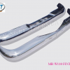 Mercedes benz w110 stainless steel bumper