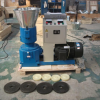 Electric and Diesel Flat die pellet machines for sale
