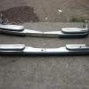 Mercedes benz w108 stainless steel bumper