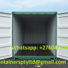 New And Used Dry Shipping And Refrigerated Containers For Sale.