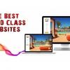 Create world class website