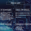 IT Support Web and Graphic Design in Durban