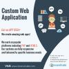 We create amazing web apps!