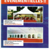 LOCATION  DE TENTES EVENEMENTIELLES