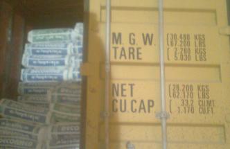 plâtre et ciment blanc de la Tunsie